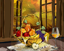Fruits Basket von Peter  Awax