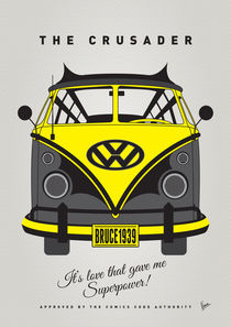MY SUPERHERO-VW-T1-batman by chungkong