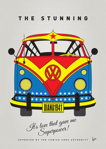 MY SUPERHERO-VW-T1-wonder woman by chungkong
