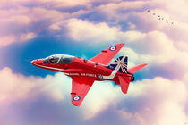 50 Years Of The Red Arrows by Chris Lord
