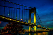 The Verrazano Bridge by Chris Lord