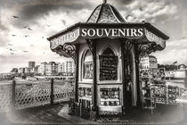 The Souvenir Kiosk by Chris Lord