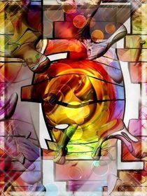 Broken Glass By Nico Bielow by Nico  Bielow