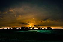 Wenn die Sonne schlafen geht by Marianne Drews