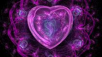 Herz in Pink 2 von pemalilly