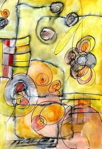 decorative yellow von claudiag