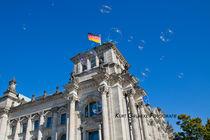 Reichstagsgebäude, Bundestagsgebäude von Kurt Gruhlke