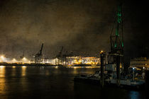 Nachtschicht III von Erwin Lorenzen
