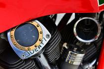 Ducati 900 SS Königswelle von Ingo Laue