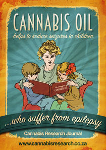 Cannabis Oil Stops Seizures in Children by cannabis-retro-artist