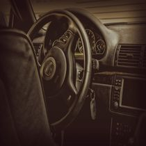 Driver Console by Carmen Wolters