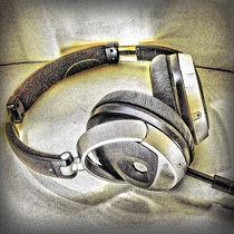 Headphones II von Carmen Wolters