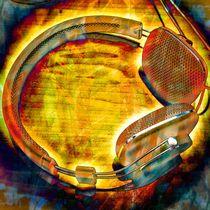 Headphones von Carmen Wolters