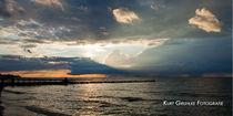 Sunset, Sonnenuntergang, Himmel von Kurt Gruhlke