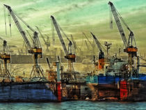 harbour scene II.I by ursfoto