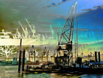 harbour scene III.I by ursfoto