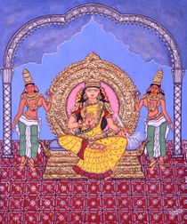Indraakshi by Pratyasha Nithin