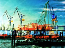 harbour scene I.I by ursfoto