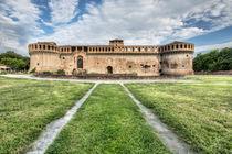 The Rocca Sforzesca (Imola, Italy) von Marc Garrido Clotet