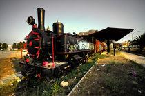 Nafplion Steam  by Rob Hawkins