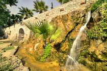 Nafplion Waterfall  by Rob Hawkins
