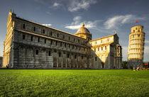 Leaning Tower of Pisa  von Rob Hawkins