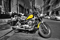 Moto Guzzi von Rob Hawkins