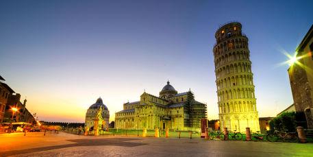 Pisa-by-dusk