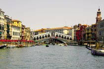 Rialto Bridge Venice by Rob Hawkins