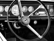 Steering wheel by Beate Gube
