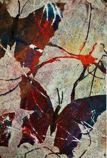 Schmetterlinge I by Marie-Nathalie Kröss