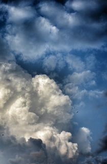 Cloudy by Maria Killinger