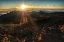 Haleakala Sunrise von Maria Killinger