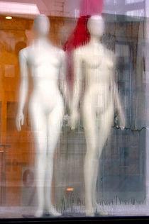 rainy day mannequins von Siarhei Fedarenka