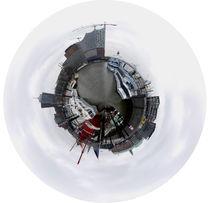 Hamburg - kleine Welt... von Thomas Haas