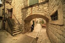 Trogir Arch  by Rob Hawkins