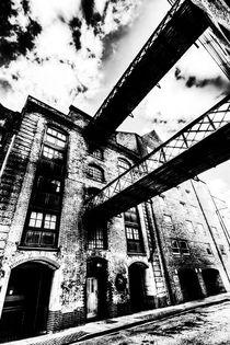 Riverside London Sixties von David Pyatt