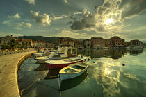 Stari Grad Boats  by Rob Hawkins