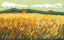 Fall Field von Robin (Rob) Pelton