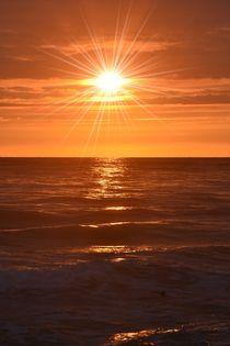 Sonnenstrahlen von Ute Bauduin