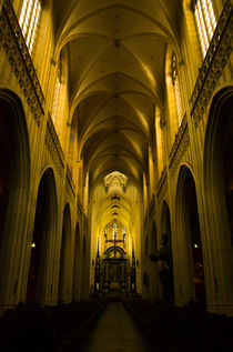Our Lady's Cathedral of Antwerp von Engeline Tan