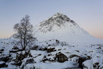 The Buachaille Etive Mor Mountain von Derek Beattie