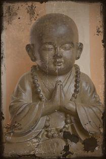 Buddha by Ute Bauduin