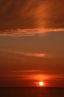 Abendlicht von Ute Bauduin