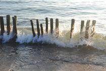 Wellenbrecher von Ute Bauduin