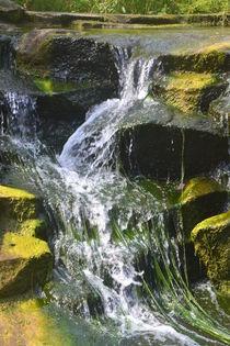 Wasserfall von Ute Bauduin