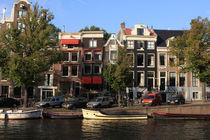 Amsterdam Canal von Aidan Moran