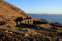 Farmhouse Ruin von Aidan Moran