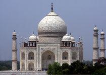 Taj Mahal - Agra - India  by Aidan Moran