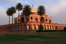 Humayun's Tomb- New Delhi - India von Aidan Moran